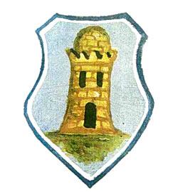 Znak města Blanska z roku 1899