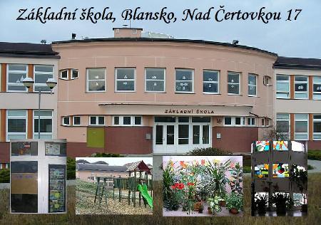 Základní škola, Blansko, Nad Čertovkou 17
