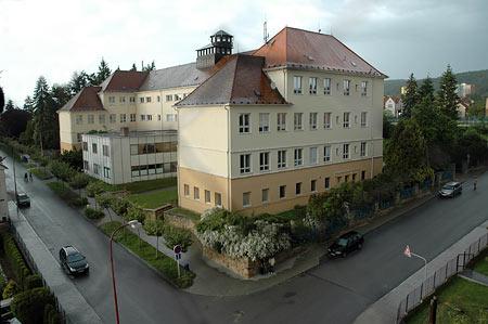 budova ZŠ T. G. M.