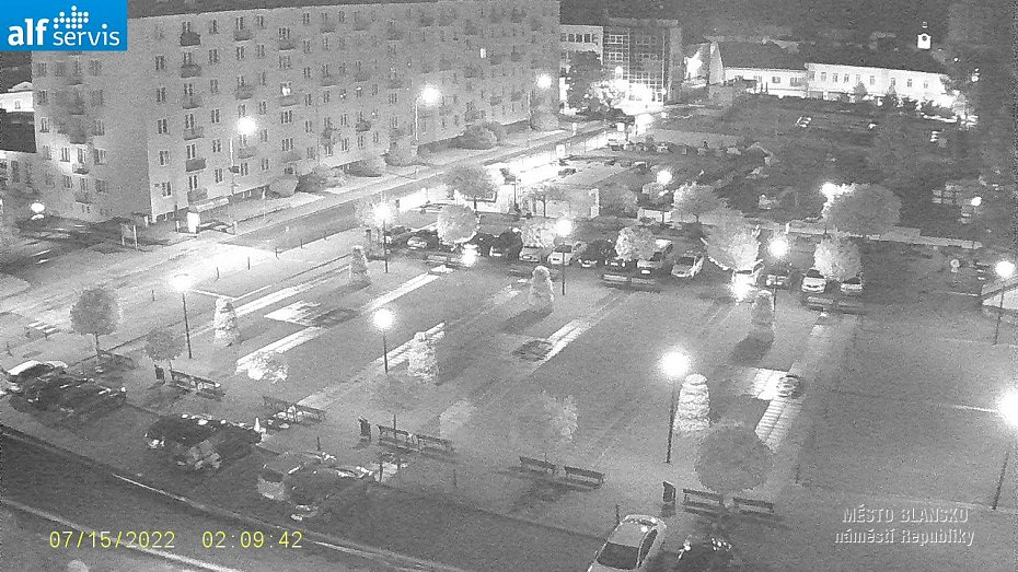 Webcam - Blansko
